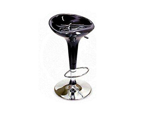 KHFFH barkruk, barkruk, schommelstoel, eenvoudige kruk, make-uptafel, 60-80 cm, barkruk