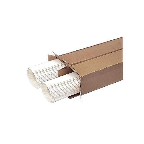 magnetoplan Pinnwand Papier, 1.100 x 1.400 mm, weiß, Sie erhalten 1 Stück á 50 Blatt