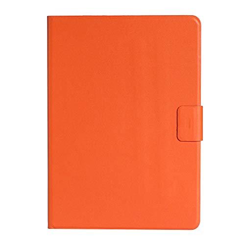 YYLKKB para Huawei Matepad Mate Pad T8 Case KOB2-L09 KOBE2-L03 Soft TPU Back Business Funda para Huawei Matepad T8 T 8 Tablet Funda-Naranja_MATTAD T8
