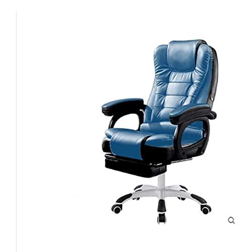 KMDJ Boss Chair Office Massage Lying Game Ergonomic High Back Racing Computer Desk Office