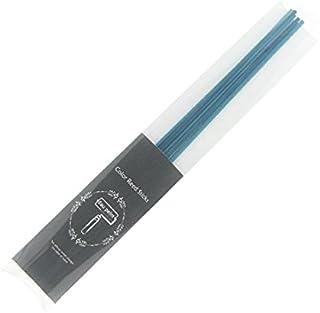 Eau peint mais+ カラースティック リードディフューザー用スティック 5本入 ブルー Blue オーペイント マイス