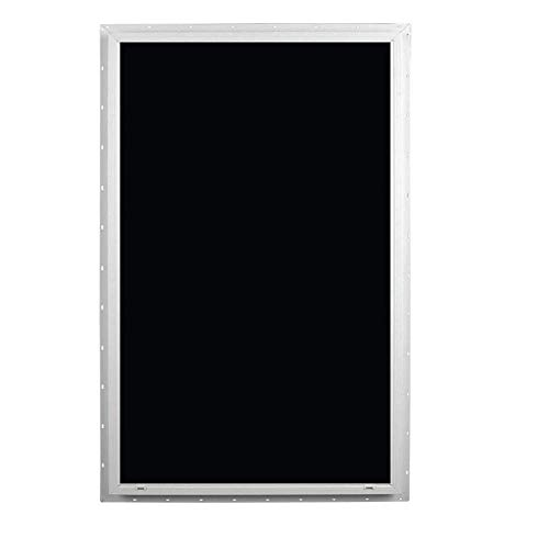 Magnetic Curtains - Thermal Insulated Blackout Curtains Total Sunlight Blocking Window Cover - Living and TV Room, Nursery, or Office - Designed and Made in USA