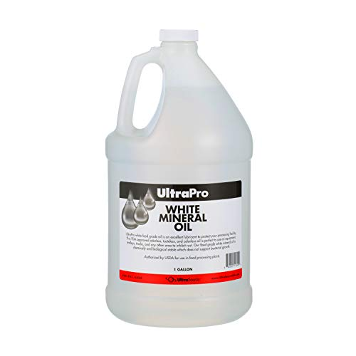 Our #3 Pick is the UltraPro Food Grade Mineral Butcher Block Oil