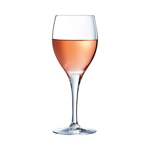 Chef & Sommelier ARC E7697 Sensation Exalt Weinkelch, Weinglas, Krysta Kristallglas, 250 milliliters, transparent