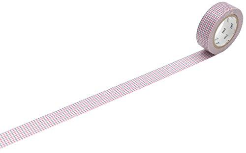 MT Hougan-Rotolo di nastro Washi Tape-Nastro adesivo, colore: nero