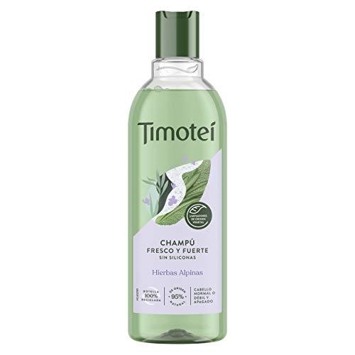 TIMOTEI CHAMPU HIERBAS 400ML