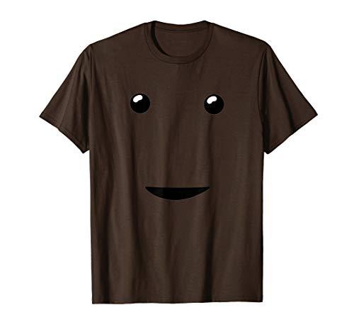 Milch Und Schokolade Kostüm Für Den Karnevalsumzug T-Shirt