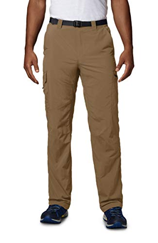 Columbia Men's Men's Silver Ridge Cargo Pant , Delta, 30x30