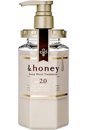 & Honeyy, trattamento idratante profondo 2.0.