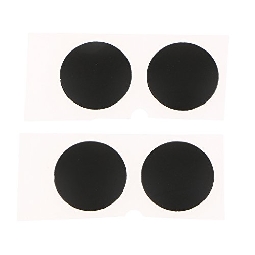 P Prettyia 4-piece Rubber Foot Pad for MacBook Pro A1278 / A1286