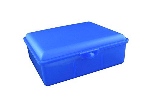 Buchsteiner Klickbox XL mit Inneneinteilung (blau)