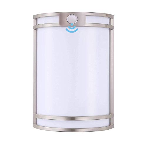 CLOUDY BAY Motion Sensor Dusk to Dawn LED Indoor Outdoor Wall Light...