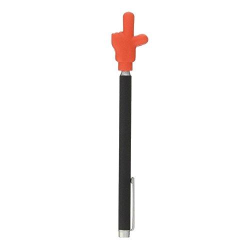 Extendable Presentation Pointer Pen, Little Cute Finger on Tip, Length : 5.85-24.57 Inch