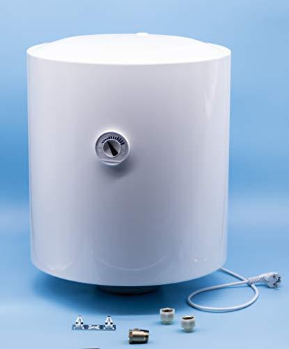 Termo Eléctrico 50 Litros | Eficiencia Energética C | Marca Exclusiva_Fabricado por Ariston