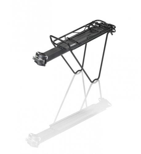 XLC Unisex– Erwachsene Gepäckträger RP-R07, Schwarz, One Size