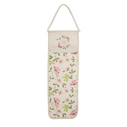 Home Gadgets Bolsa de Pan Tela Floral Market 60 cm