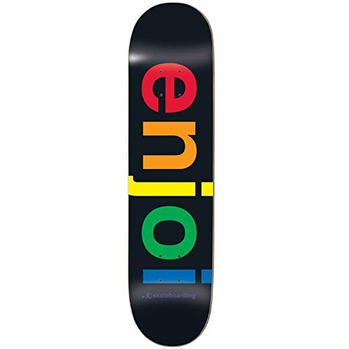 Enjoi Skateboard Deck Spectrum
