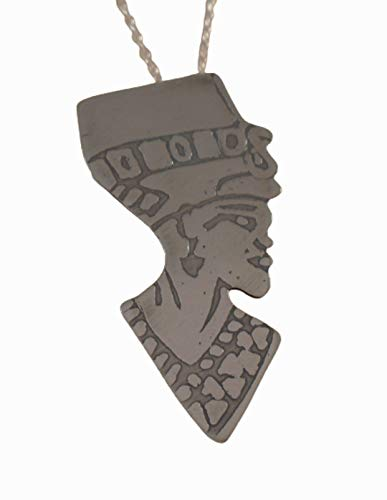 Sterling Silver Egyptian Queen Necklace