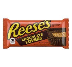 My American Market Reese's 2 Cups Chocolate Negro y Crema Cacahuete