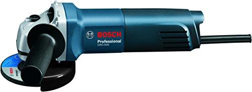 Bosch GWS 600 with 4 inch cutting wheel Angle Grinder