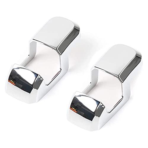 GIS Ajuste para Ford F150 2015-2020 Asientos De Automóviles Cinturón De Seguridad Botón Cubierta Frame Frame Hebilla De Seguridad Decoración Accesorios Accesorios