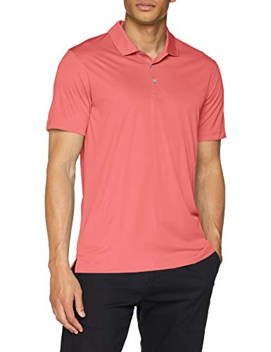 PUMA Rotation Polo Polo Shirt Homme Rapture Rose FR : 2XL (Taille Fabricant : XXL)