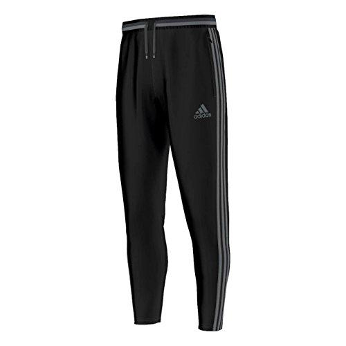 adidas Erwachsene Trainingshose Con16 Training Pants, schwarz/vista grau s15, XS, AN9848