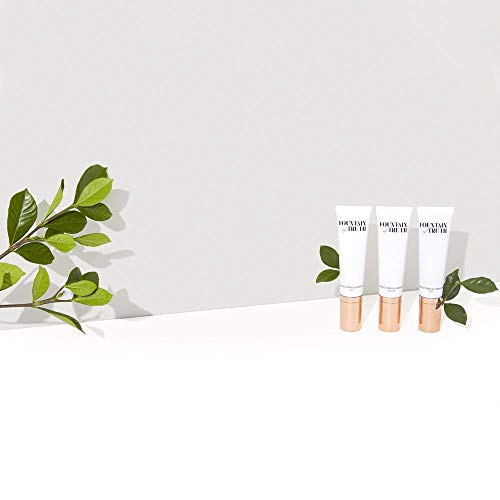 Fountain of Truth Perfect Skin Illuminator (Medium) – Illuminating Tinted Face Moisturizer - Liquid Highlighter, Foundation & Primer BB Cream – Clean, Natural & Efficacious Beauty & Skin Care Products