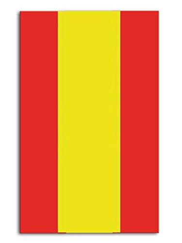 Verbetena - Mantel plástico España, 120x180 cm (012050042)