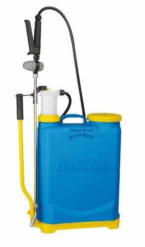 Matabi 83941 -Mochila Sulfatar Pulverizador Super Agro 16
