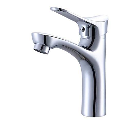 Grifos de lavabo de baño grifos de fregadero de cocina grifos de ducha grifos de lavabo de baño caliente y frío lavabo de baño de cobre de un solo agujero grifo