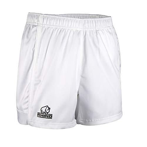 Rhino Auckland Rugby-Shorts für Herren -  Elfenbein -  Klein