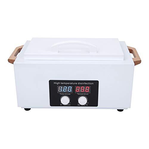 Esterilizador Gabinete, Inoxidable Acero 0-120 minutos Desinfección Tiempo 50-230℃ Esterilizador Desinfectar Máquina