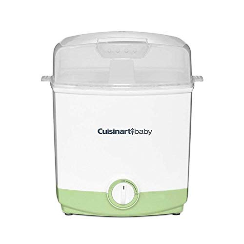 Cuisinart CS-6GN 6 Bottle Capacity Sterilizer, Green