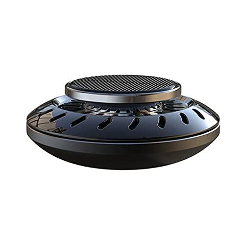 COLU El ambientador del Aire, el Perfume de la Fragancia de la Fragancia giratoria Solar de la pequeña aleación, Puede Mejorar su Experiencia en la conducción y el Placer de Conducir