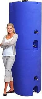 solar hot water storage tank with heat exchanger