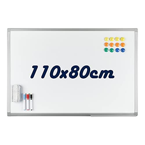 Magnettafel Magnetische Tafel Wandtafel Whiteboard Magnetwand Pinnwand Weißwand Memoboard Abwischbare Tafel