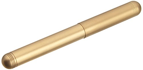 Kaweco Liliput - Pluma estilográfica (punta fina, latón)