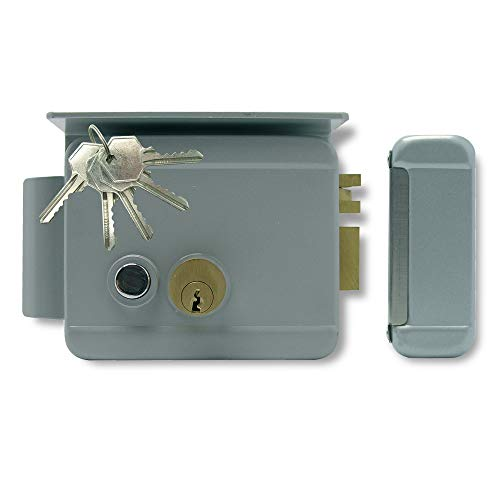 Extel - Serrure électrique WE 5001/2 Bis - Pour portes avec ouverture à gauche ou à droite
