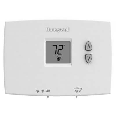 Honeywell 1 Heat/1 Cool Non-programmable thermostat - TH1110DH1003/U TH1110DH-1