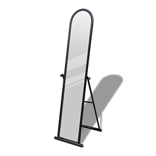 TiverBest Standspiegel Spiegel Ankleidespiegel Ganzkörperspiegel