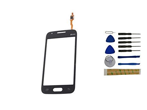 Yixi Pantalla para Samsung Galaxy V Plus SM-G318 Trend 2 Lite Pantall Táctil Digitalizador Negro (sin Pantalla LCD) Repuesto de Pantalla Recambio