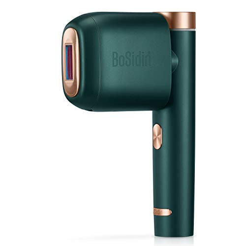 BoSidin Painless Permanent Hair Removal Device, Epilation for Women & Men - Body and Face