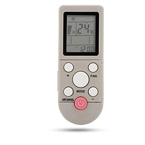 Telecomando per Aria condizionata, per AUX YKR-F/001 YKR-F/09R/010 F/06, Controllo a Lunga Distanza, modalità Multiple, modalità di sincronizzazione, Telecomando sostitutivo, Facile da Usare