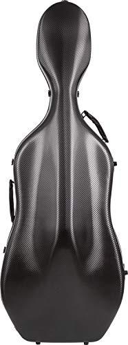 Custodia per violoncello originale Tonareli 4/4 VCPC1000 NERO - Rivenditore Autorizzato