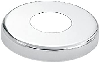 S.R. Smith EP-100F Round Escutcheon for 1.90-Inch Outer Diameter Tubing, Stainless Steel