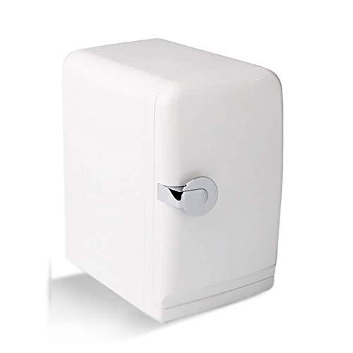 FZYE Lindo Mini refrigerador Mini refrigerador portátil para Coche Mini refrigerador silencioso y Barato para dormitorios Silencioso 2 Colores
