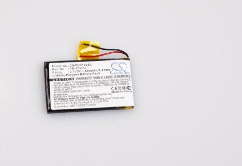 fizz`n`cute Akku für Plantronics K100, Sony MDR-DS6500 XB950BT wie PR-423350