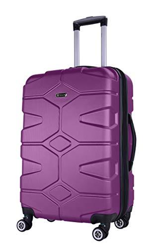 Shaik Razzer Equipaje de Mano M | Handgepäck púrpura