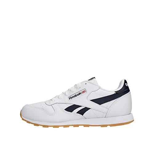 Reebok Sneaker Classic Leather Weiss Madchen - 36 EU
